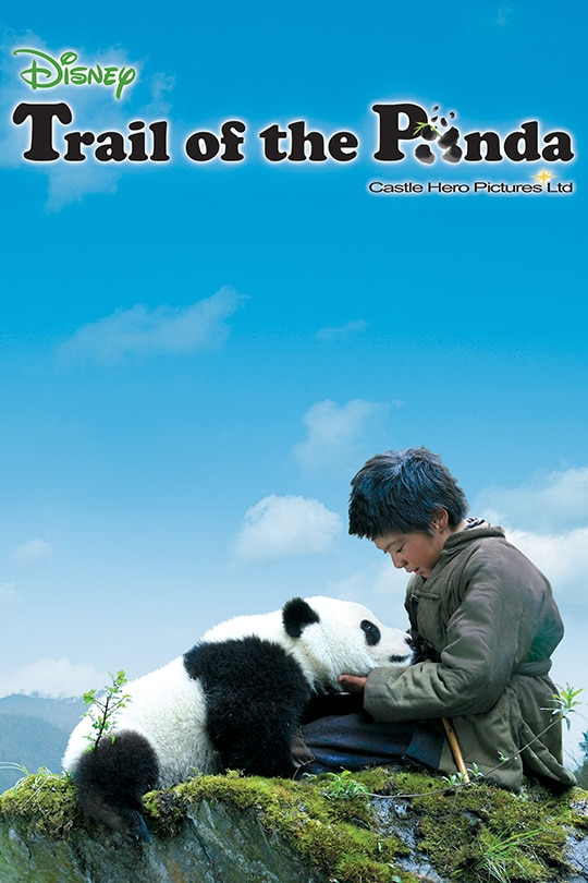 Disney | Trail of the Panda movie poster | Castle Hero Pictures, Ltd.
