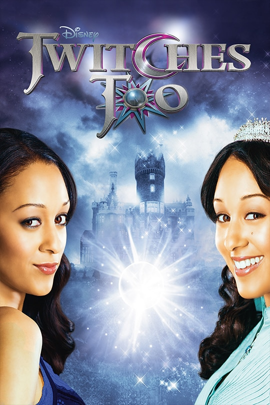 Disney Twitches Too movie poster