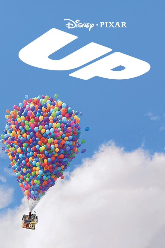 Disney Pixar Up movie poster
