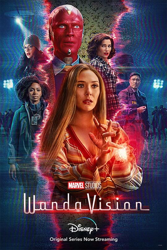 WandaVision   Disney+ Originals
