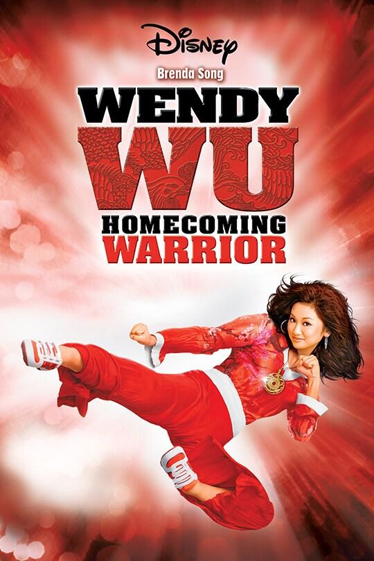 Disney, Brenda Song, Wendy Wu: Homecoming Warrior movie poster