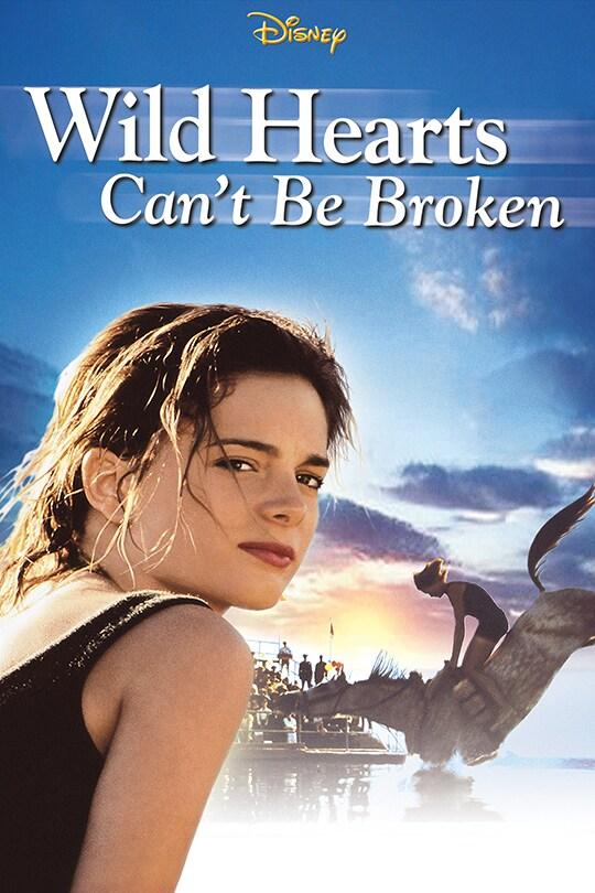 Disney Wild Hearts Can't Be Broken movie poster