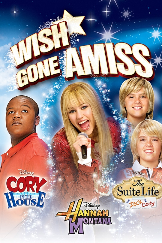 Wish Gone Amiss poster