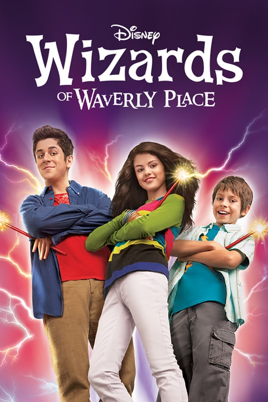 Disney's Wizards of Waverly Place poster