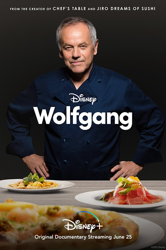 From the Creator of Chef's Table and Jiro Dreams of Sushi | Disney | Wolfgang | Disney+ | Original Documentary Streaming June 25