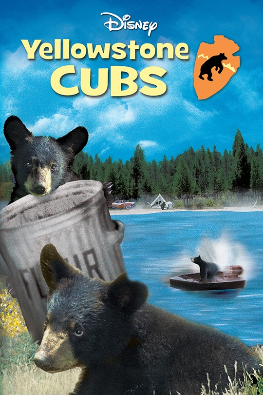 Disney | Yellowstone Cubs movie poster