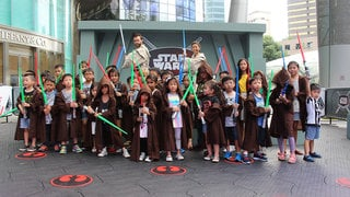 Padawan Training // 10 SEP