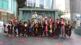 Padawan Training // 1 SEP