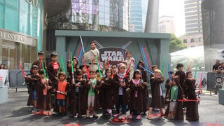 Padawan Training // 3 SEP