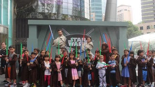 Padawan Training // 4 SEP