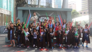 Padawan Training // 5 SEP