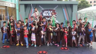 Padawan Training // 7 SEP