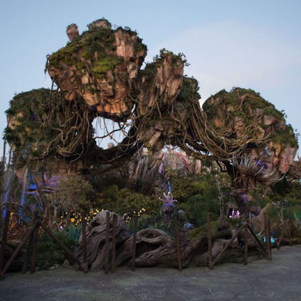 "#DisneyMagicMoments: Joe Rohde e Jon Landau comemoram o terceiro aniversário de ""Pandora – The World of Avatar"" no Disney's Animal Kingdom"