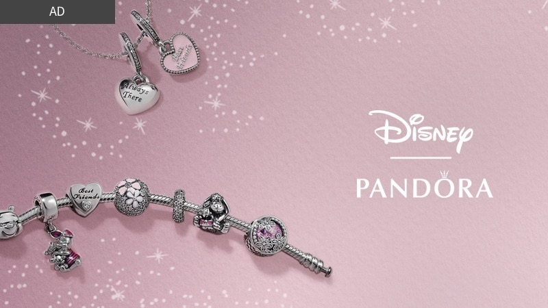 Magical New Arrivals From Disney and PANDORA