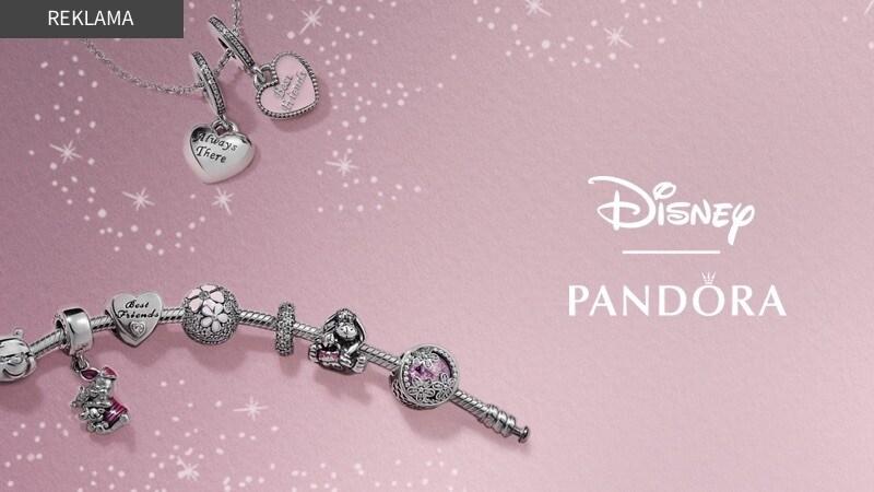 Magiczne nowości od Disney'a i PANDORY