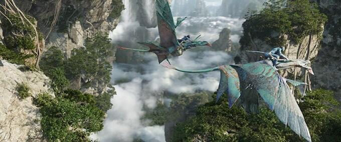 Découvrez Pandora - The World of Avatar