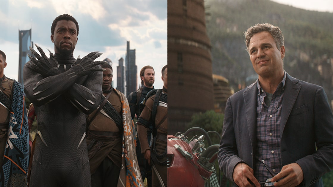 Chadwick Boseman and Mark Ruffalo on What We Can Expect in Avengers: Infinity War