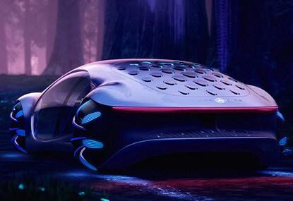 Mercedes-Benz Avatar Concept Car