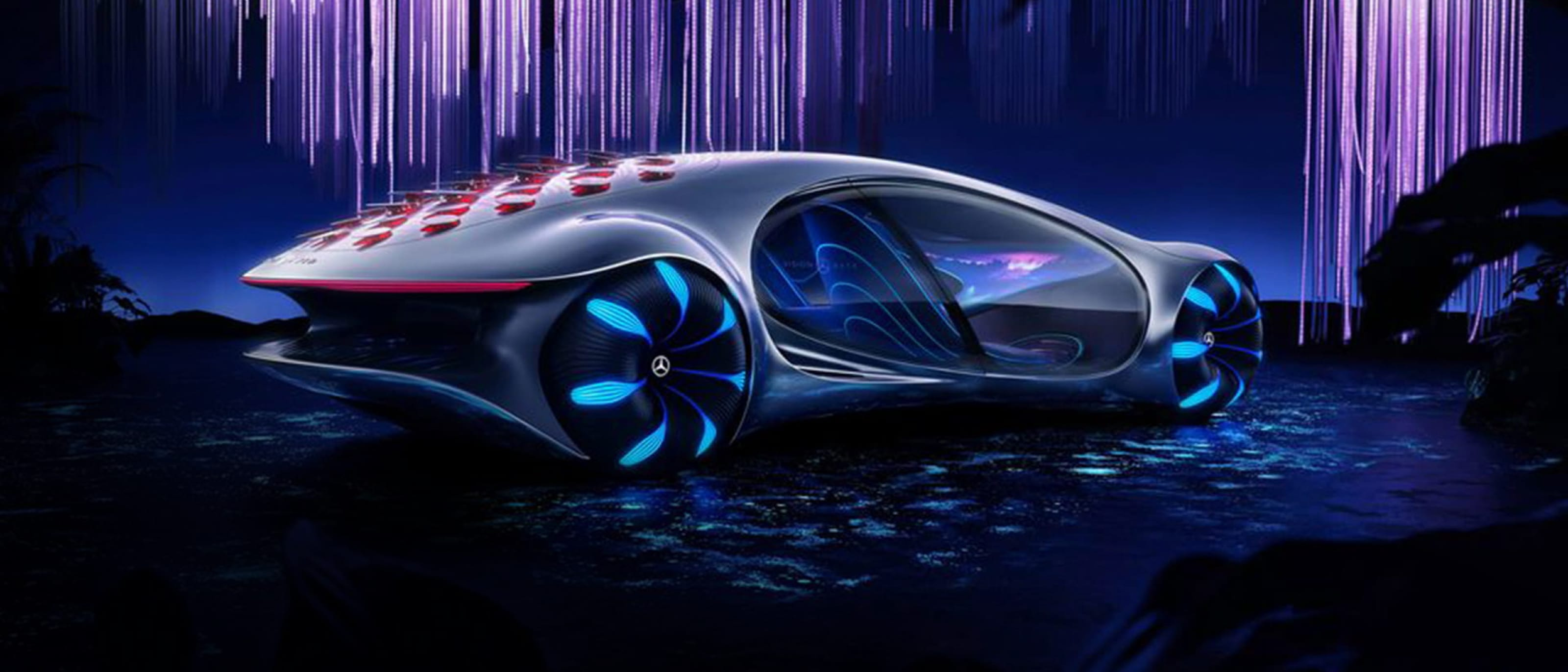 VISION AVTR Concept Car