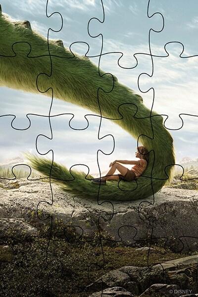 Puzzle Peter & Elliott