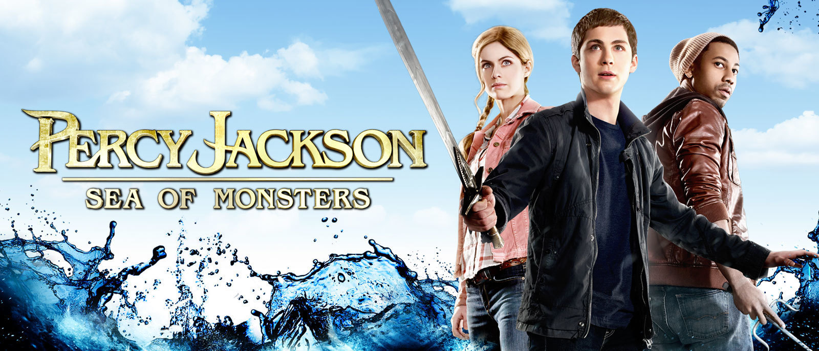 Percy Jackson: Sea of Monsters Hero