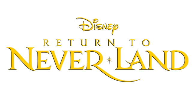 Peter Pan Return to Never Land