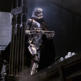 Captain Phasma's Blaster Rifle