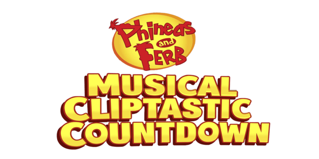 Phineas and Ferb Musical Cliptastic Countdown Hosted by Kelly Osbourne Special