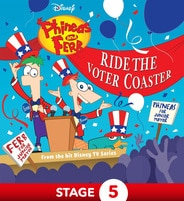 Phineas and Ferb: Ride the Voter Coaster!