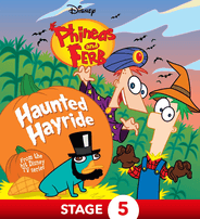Phineas and Ferb: Haunted Hayride