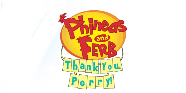 Phineas and Ferb: Thank You, Perry!