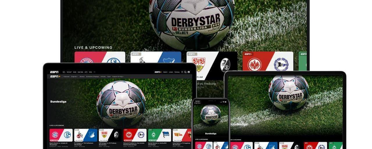 Bundesliga on ESPN+, ESPN Kicks Off Friday with FC Bayern München – FC Schalke 04