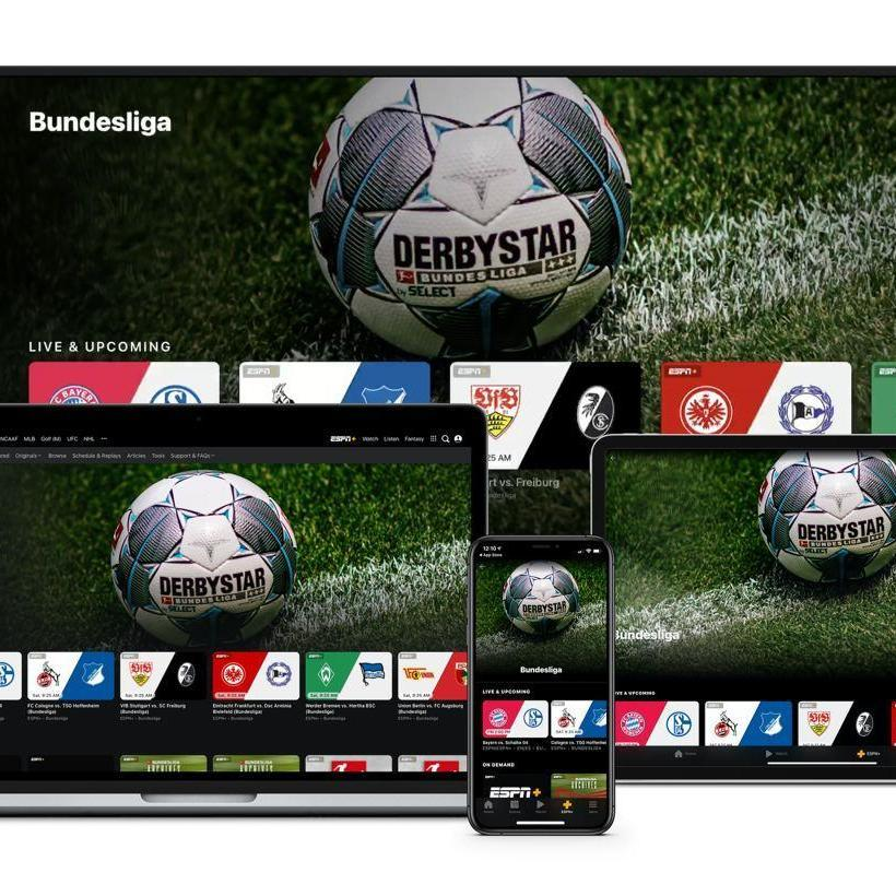 Bundesliga on ESPN+, ESPN Kicks Off Friday with FC Bayern München – FC Schalke 04