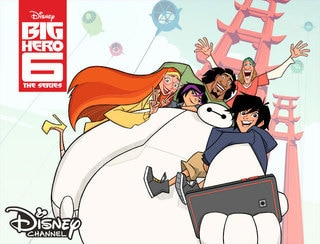 Disney is set to debut a TV show in November that will follow on from the Big  Hero 6 movie, and you can watch some new footage here.