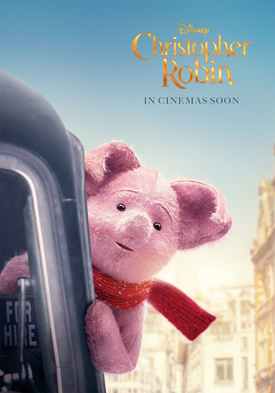 Disney's Christopher Robin - Piglet