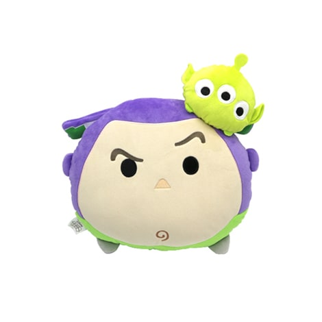 Tsum Tsum KawaiiPillow  Buzz and Alien