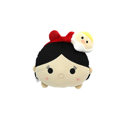 Tsum Tsum Kawaii Pillow Snowwhite and Haapy