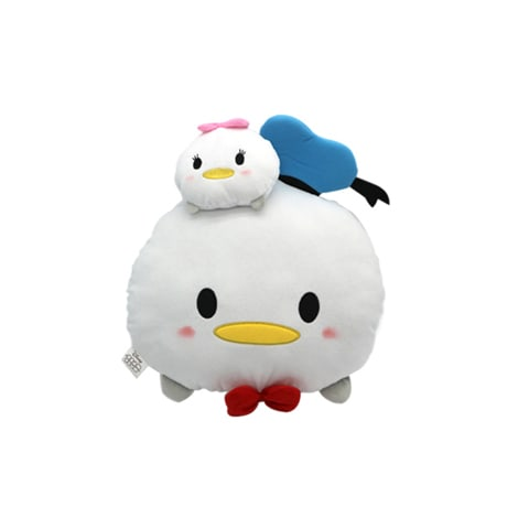 Tsum Tsum Kawaii Pillow Donald and Daisy