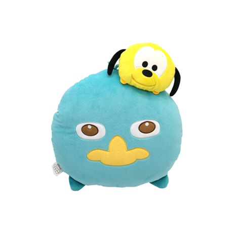 Tsum Tsum Kawaii Pillow Perry and Pluto