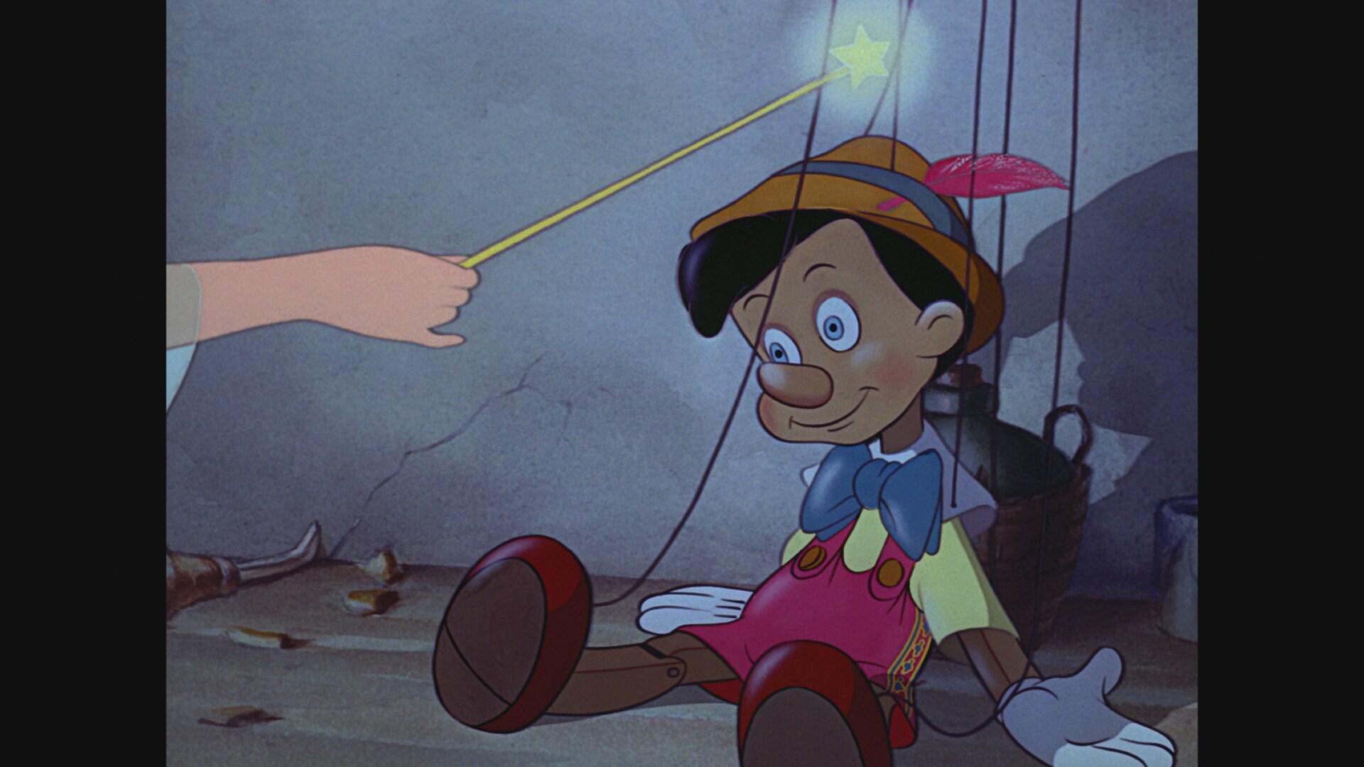 """Zenimation """"Transformation"""" - Pinocchio"""