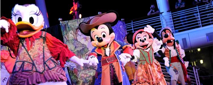 #DisneyCruiseLife em casa: uma vida de pirata para você!