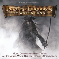 Pirates Of The Caribbean: At World's End Soundtrack