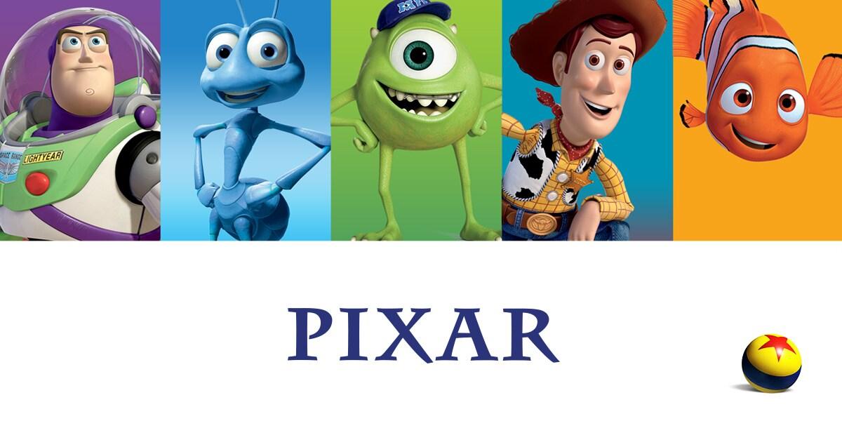 PIXAR Brand