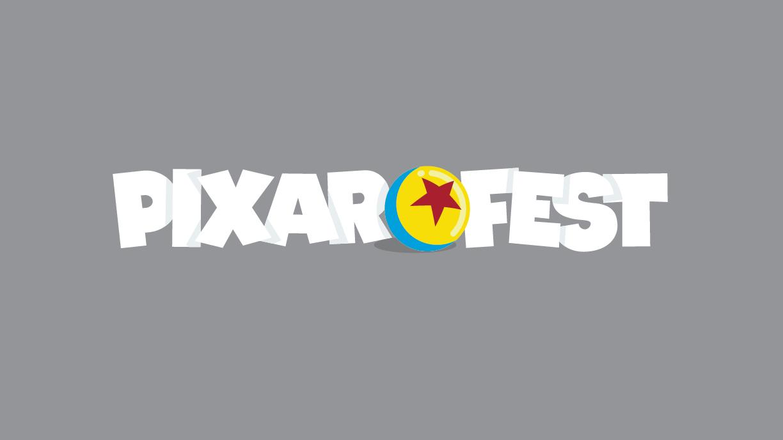 Divirta-se com o Pixar Fest!