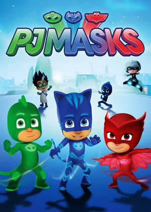 PJ Masks on Disney+
