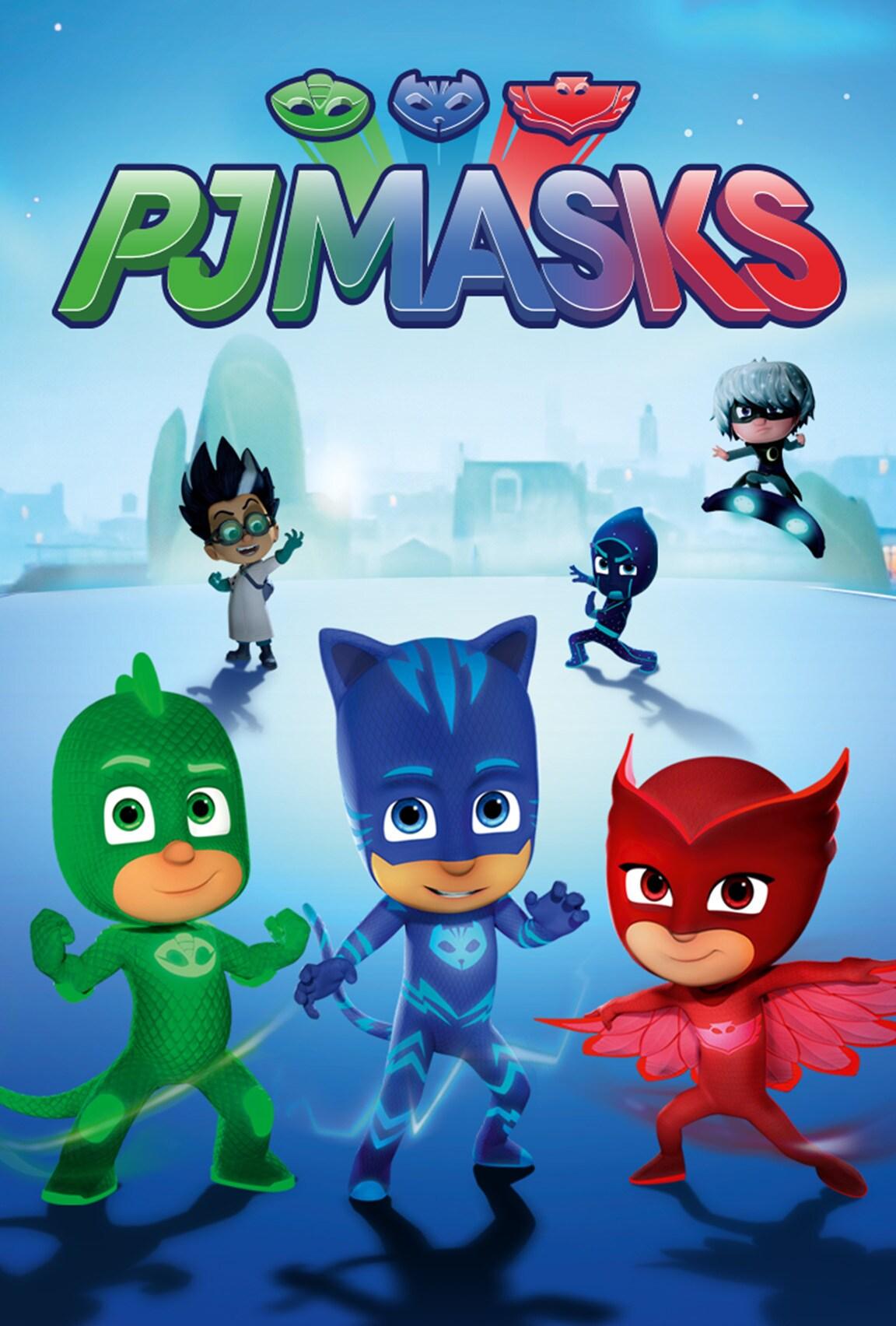 PJ Masks (2015)