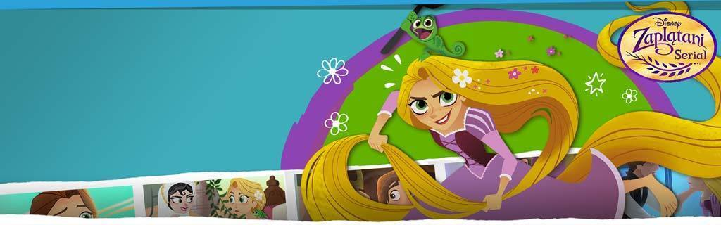 Tangled The Series (Homepage - Large Hero Promo)