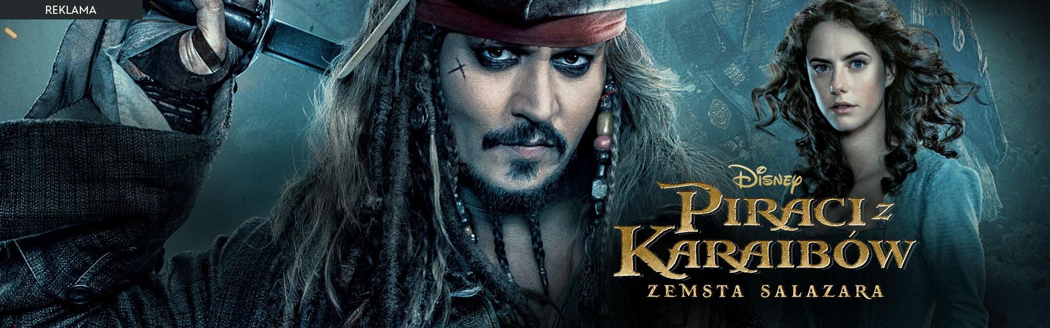 Pirates of the Caribbean 5 - Digital Download - FW Hero
