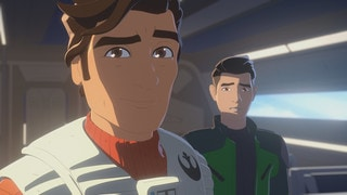 """Bucket's List Extra: 10 Fun Facts from """"Signal from Sector Six"""" – Star Wars Resistance"""