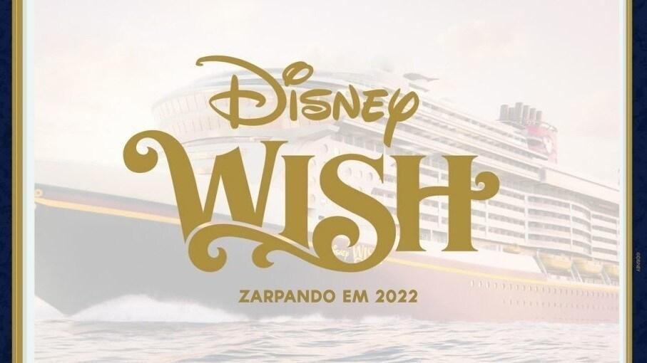 Disney Cruise Line revela um vídeo inédito do seu próximo navio, o Disney Wish